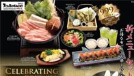 Celebrate the new Hokkaido menu at Tsubohachi