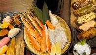 Food review at Tsubohachi