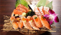 Relish the taste of Japanese salmon in Salmon Paradise at Uwajima