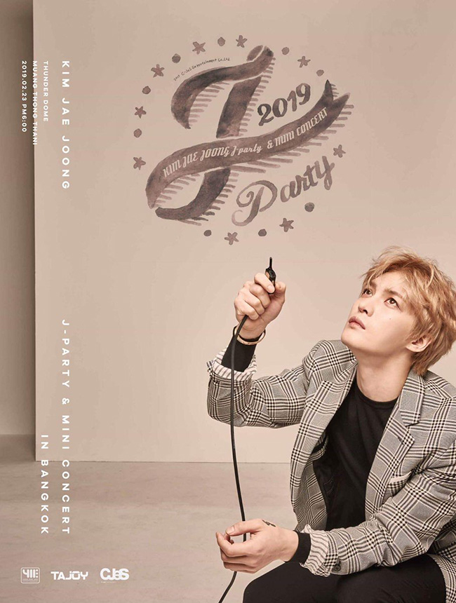 2019 KIM JAE JOONG J PARTY & MINI CONCERT IN BANGKOK