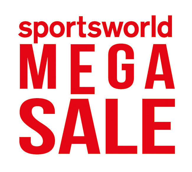 Sportsworld MEGA SALE