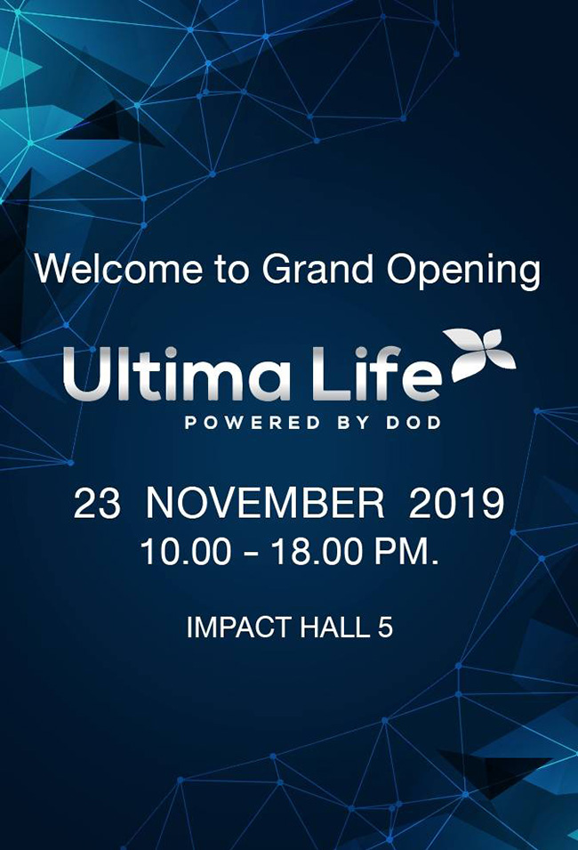 Welcome to Grand Opening Ultima Life