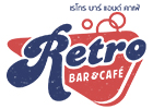 retro bar and cafe
