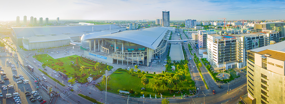 IMPACT   Home   IMPACT Arena, Exhibition U0026 Convention Center Is One Of  Asiau0027s Largest And Most Modern Exhibition